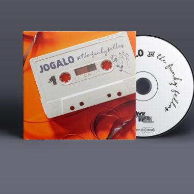 CD release »Jogalo the funky fellas«